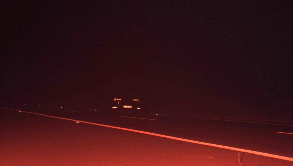 Detienen a un conductor que circulaba a 246 Km por hora