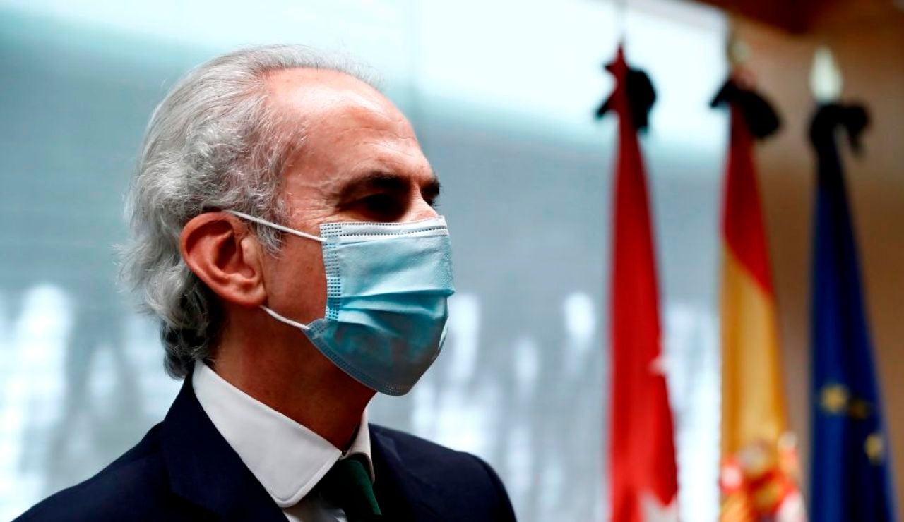 Más vale tarde (07-08-20) Madrid borra de su informe la cifra de 37% asintomáticos rastreados que contradecía a Ruiz Escudero