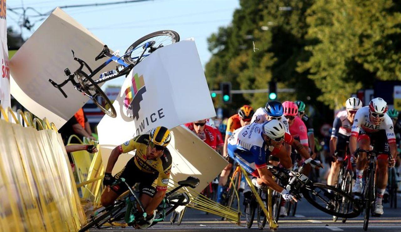 Fabio Jakobsen despierta del coma tras su terrible accidente en la Vuelta a Polonia