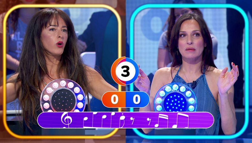 """Natalia Millán y Mónica Estarreado, bloqueadas en 'La Pista': """"¡Qué desastre, amiga!"""""""