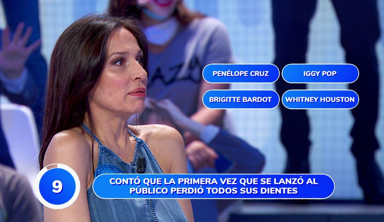 Una curiosidad sobre Iggy Pop descoloca a Natalia Millán en 'Una de Cuatro'