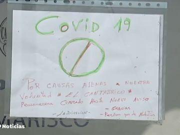 El Gobierno de Cantabria denunciará ante la Fiscalía a un restaurante de Comillas que reabrió con cinco trabajadores con coronavirus