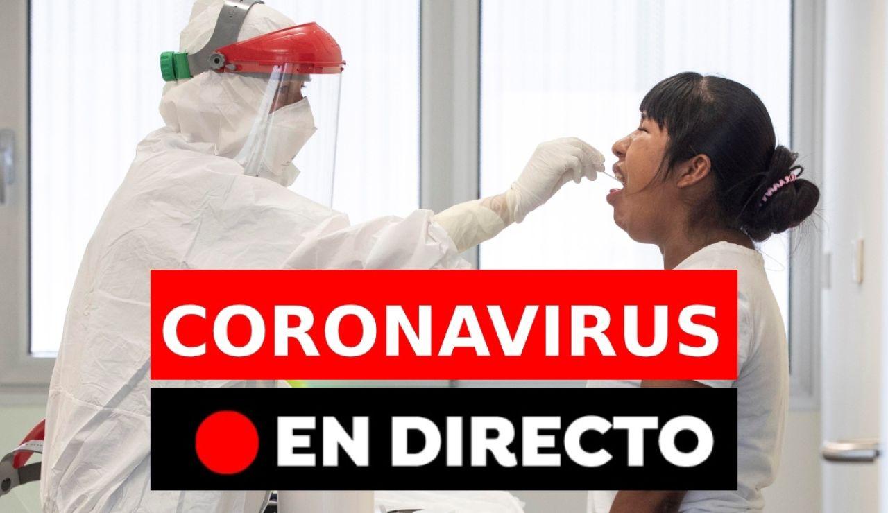 España coronavirus última hora rebrotes