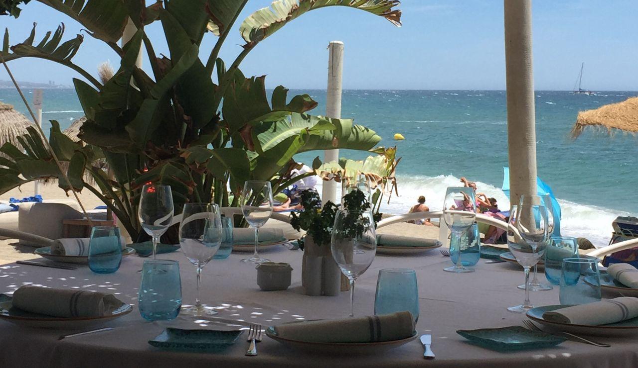 La Milla, restaurante en Marbella