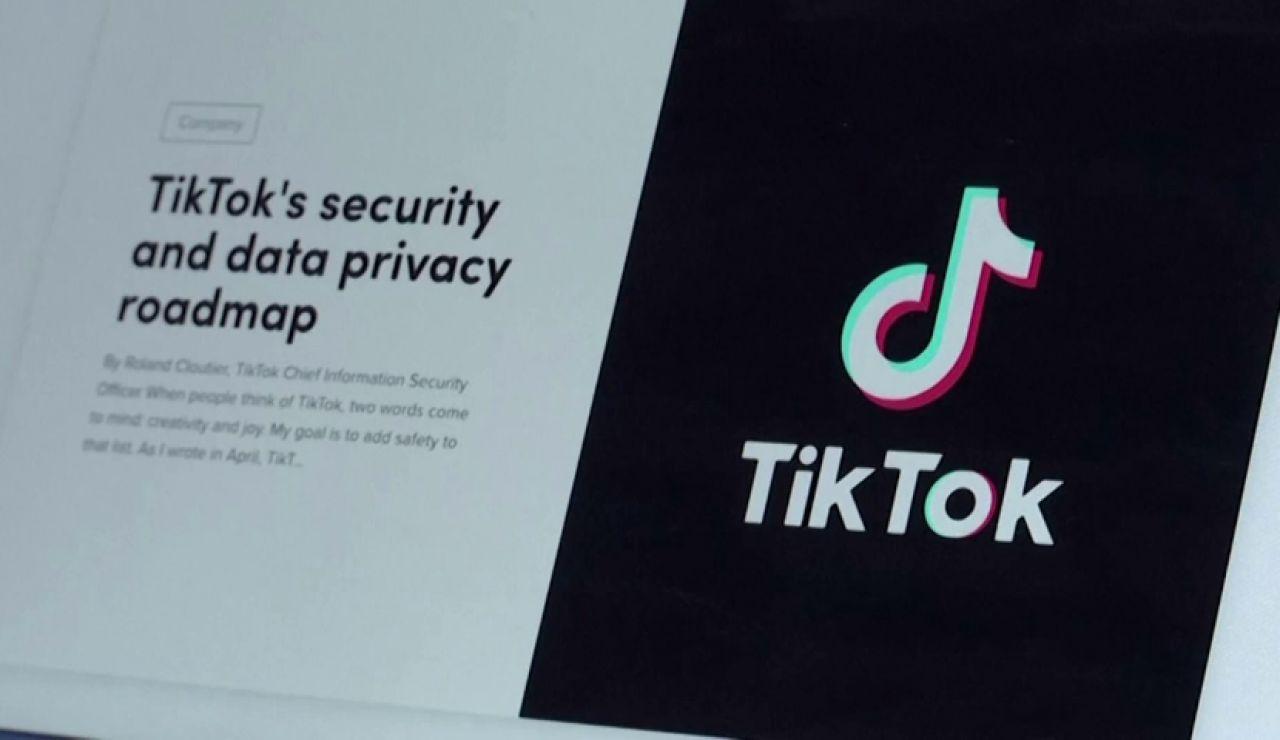 Donald Trump prohíbe cualquier negocio con TikTok a partir de 45 días