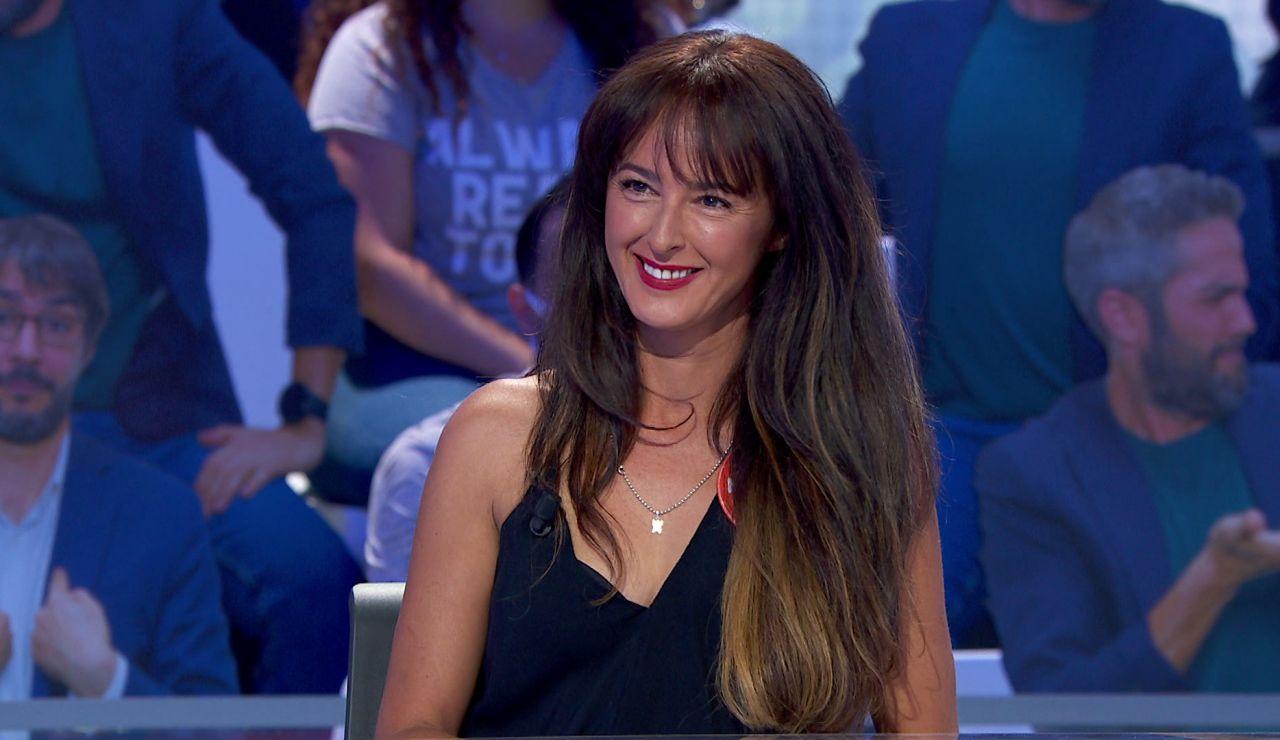 """""""Lo grabé en VHS"""", el recuerdo de Mónica Estarreado sobre los primeros programas de 'Pasapalabra' en Antena 3"""