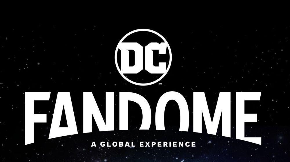 DC FanDome, el evento virtual