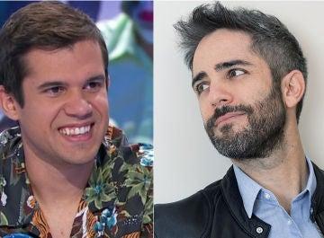 Nacho Mangut y Robeto Leal