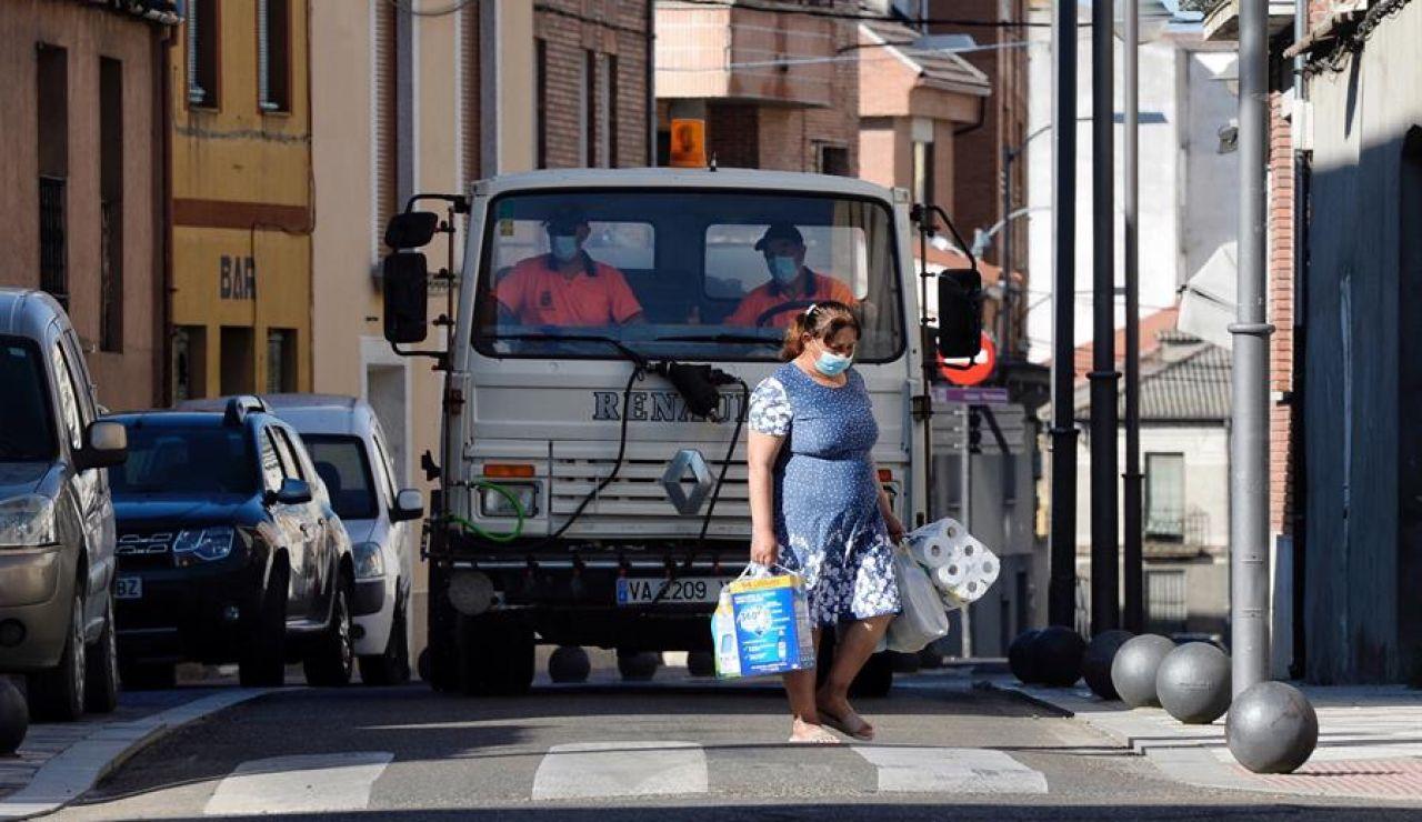 Castilla y León estrena el toque de queda a las 20:00 sin multas
