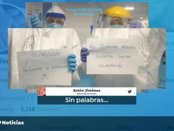 Los sanitarios del Hospital de Móstoles advierten que ya aplazan intervenciones por el aumento de casos de coronavirus