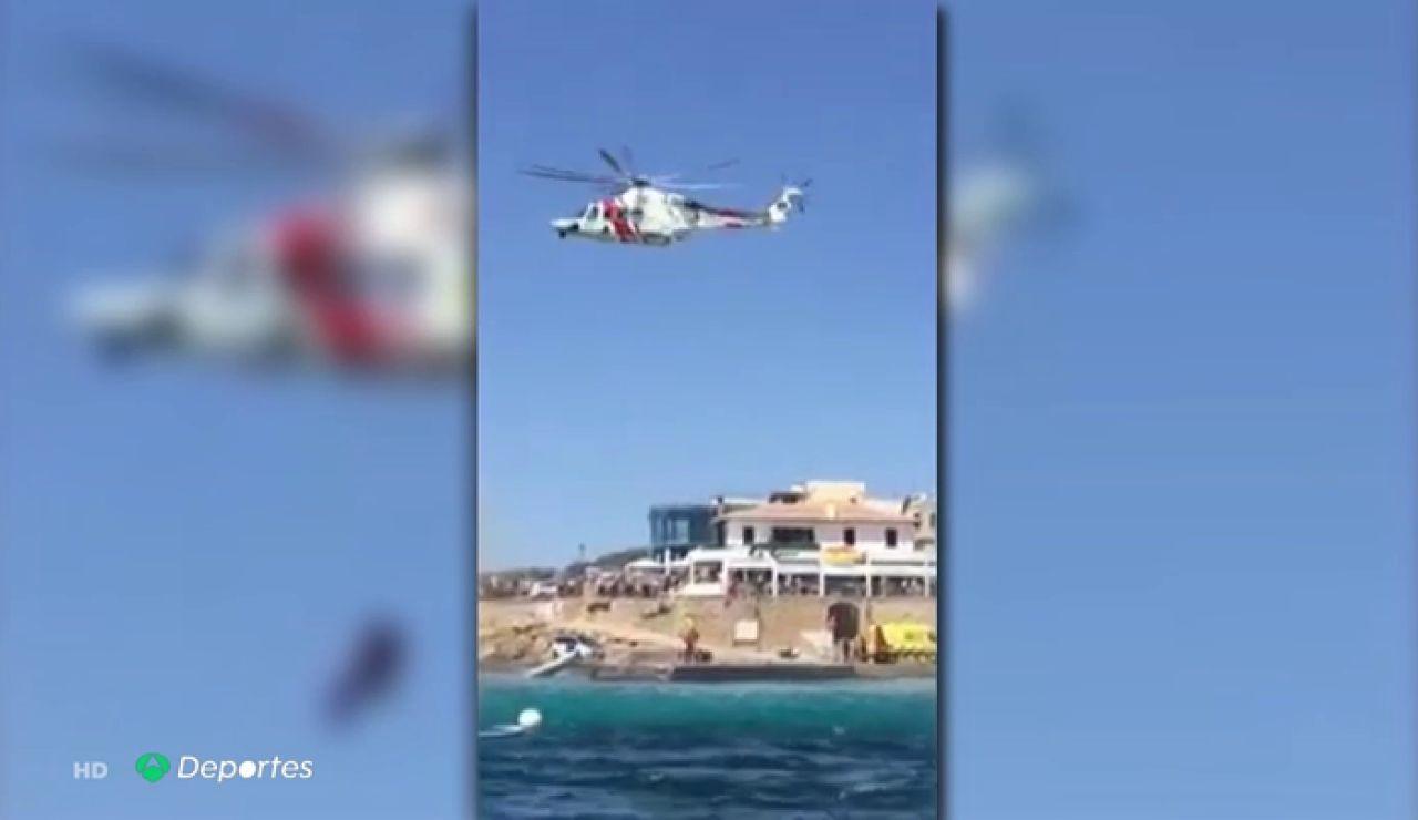 Un submarinista muere ahogado tras quedar atrapado a 70 metros de profundidad en Mallorca