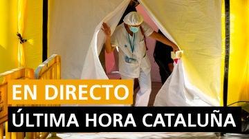 Última hora Cataluña: Rebrotes, datos de coronavirus y últimas noticias hoy lunes 10 de agosto, en directo