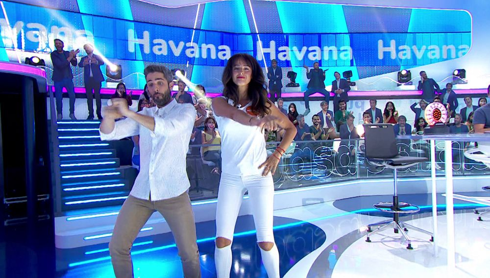 Mónica Estarreado, pura sensualidad como Camila Cabello en 'Havana'