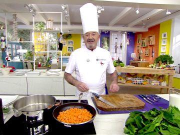 ¿Qué une a Karlos Arguiñano y Jordi Hurtado?: el cocinero lo desvela
