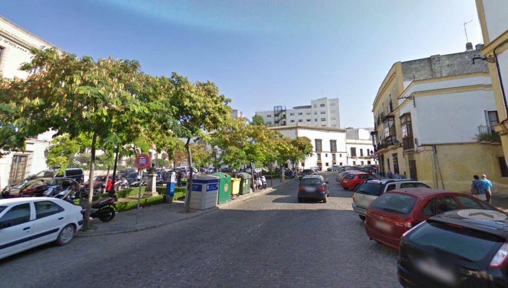 Plaza del Arroyo en Jerez