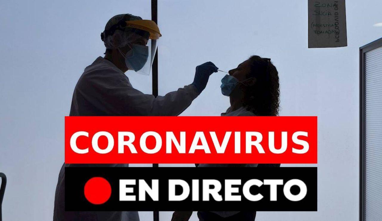 Coronavirus en España hoy: Última hora de los rebrotes y contagios del lunes 10 de agosto de 2020