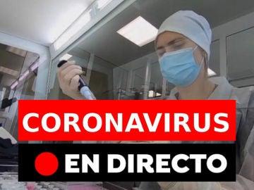 Coronavirus en directo hoy: Última hora de los rebrotes, contagios y últimas noticias del martes 11 de agosto, en directo