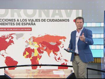 ¿Qué hacer si quieres viajar al extranjero durante la pandemia de coronavirus?
