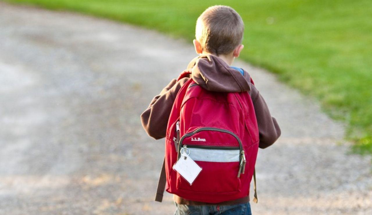 Los alumnos volverán a clase a partir del 7 de septiembre