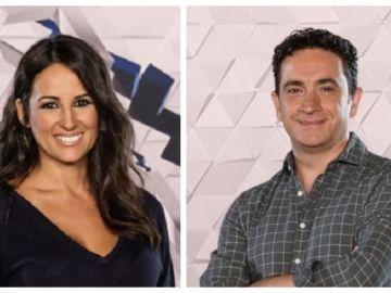 Lorena García y Óscar Castellanos