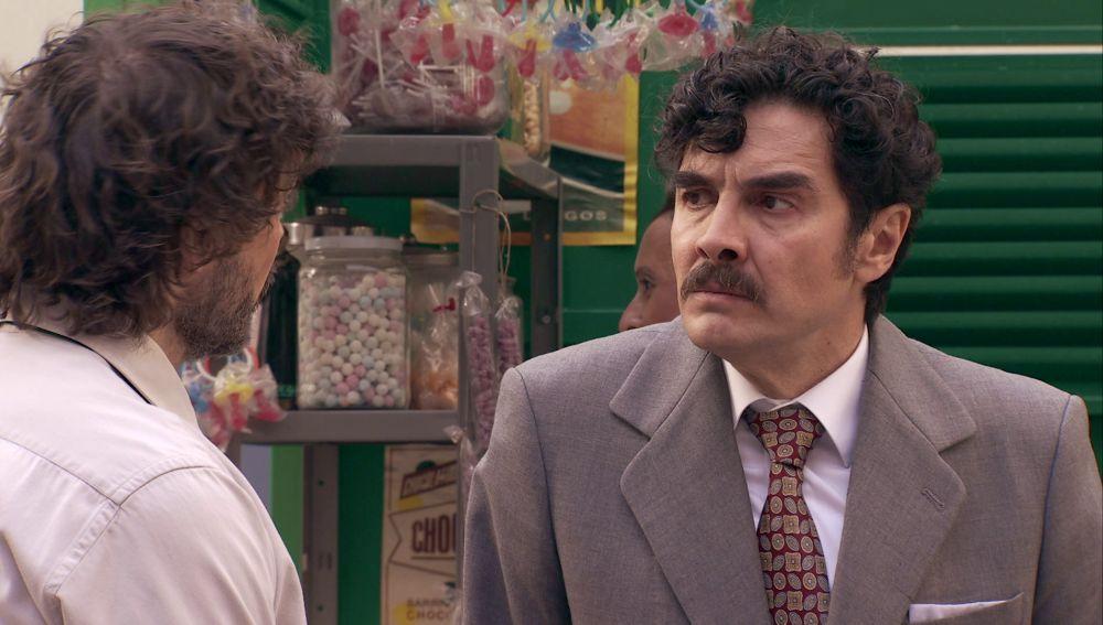 La revelación de Armando que empuja a Guillermo a acabar con él en el juicio