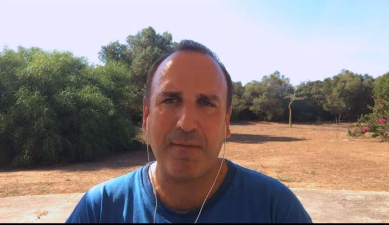 """Joan Pons, vacunado de coronavirus: """"Estoy fantásticamente"""""""