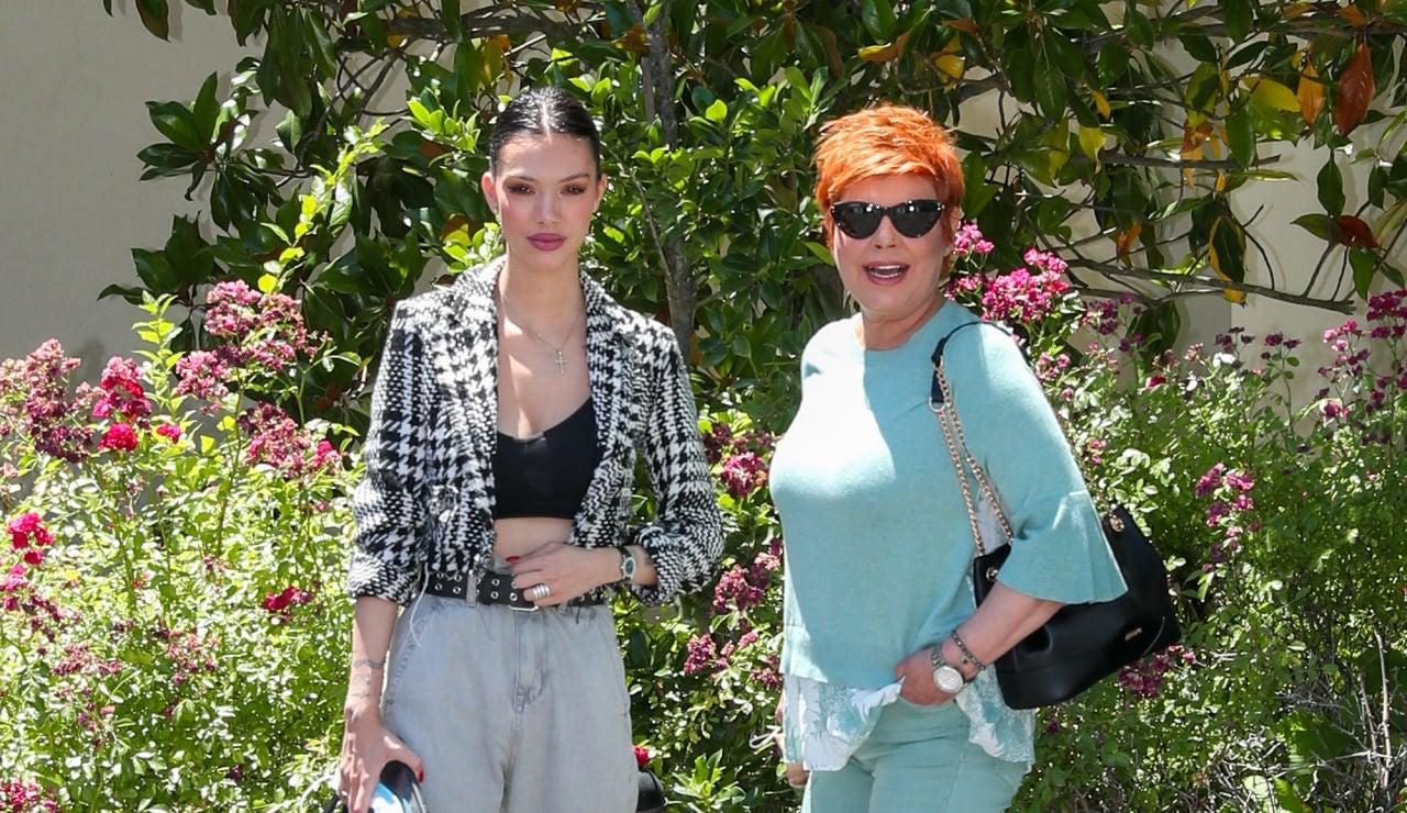 Alejandra Rubio y su madre Terelu Campos