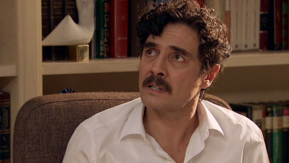 El dolor de Inma al pensar que las preocupaciones de Armando acabarán con su vida