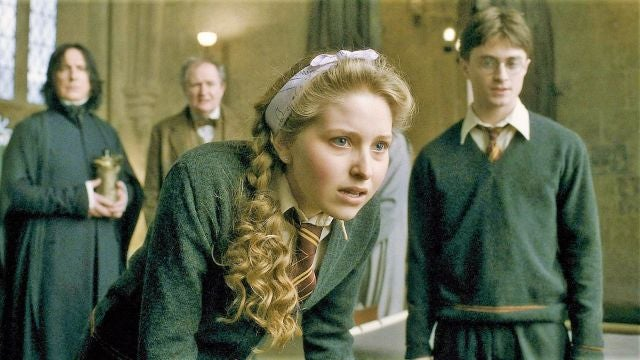 Lavender Brown en 'Harry Potter'