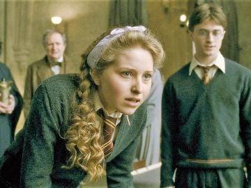 Lavender Brown en 'Harry Potter'