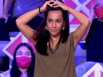 ¡Qué liada! El gran fallo de Sandra en 'La ruleta de la suerte' que le hace perder 1.150€