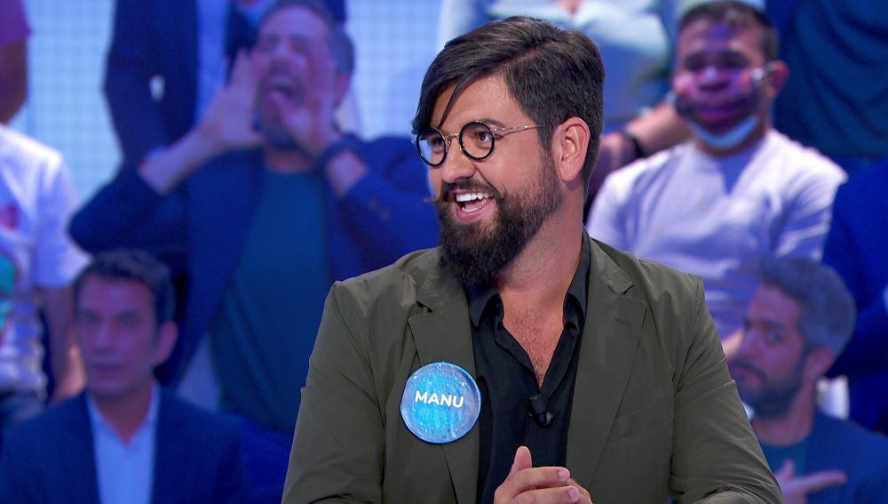 """""""No te relajes"""", el irónico consejo de Manu Sánchez a Roberto Leal por presumir de calle"""