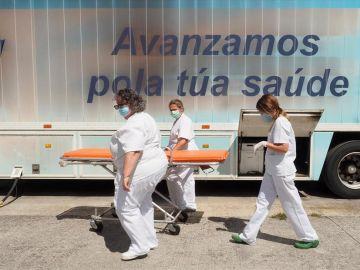 La Xunta anuncia nuevas restricciones en Lugo y Arteixo (A Coruña) para frenar los brotes de coronavirus