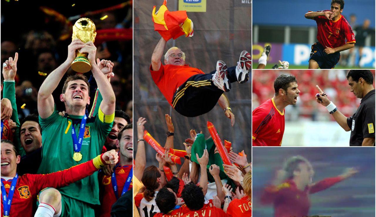 La Selección Española cumple cien años desde su primer partido en los Juegos Olímpicos de Amberes