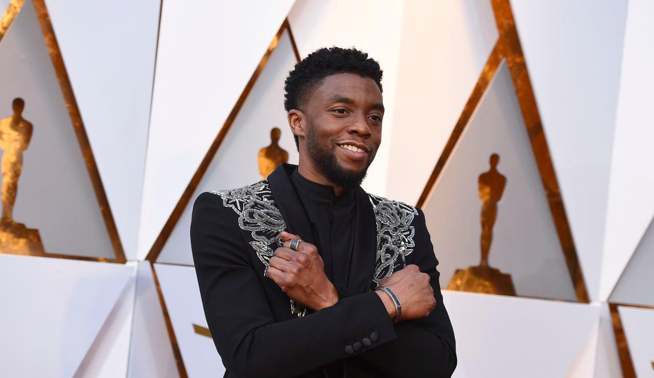 Chadwick Boseman ('Black Panther')