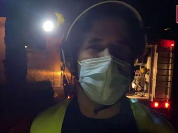 Estabilizado el incendio de Robledo de Chavela en Madrid tras quemar entre 30 y 40 hectáreas