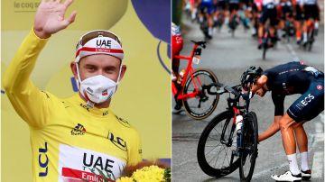 Kristoff gana una accidentada primera etapa del Tour de Francia 2020