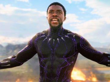 Chadwick Boseman en 'Black Panther'