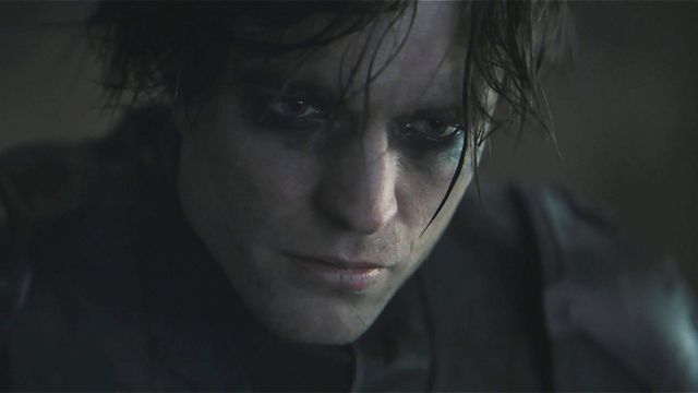 Robert Pattinson en 'The Batman'
