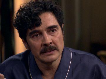 ¡La verdad sale a la luz! Guillermo fuerza a Ordóñez a explicarle a su hija su terrible secreto