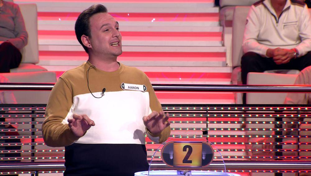 """Arturo Valls flipa con la """"muy buena idea"""" de un concursante para un especial de '¡Ahora caigo!'"""