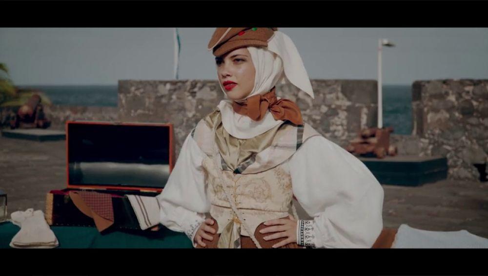 Canarias promociona las vestimentas tradicionales de La Palma a través de un documental