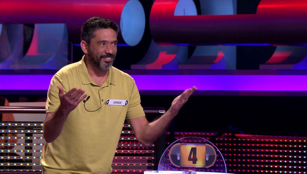 """""""¿En serio, Jorge?"""": El son con el que un concursante venezolano trae """"el sabor y la ricura"""" de la salsa a '¡Ahora caigo!'"""