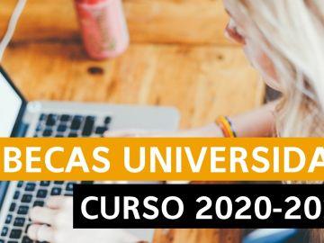 Todas las becas, ayudas y subvenciones que puedes solicitar para estudiar en la universidad en 2020-2021