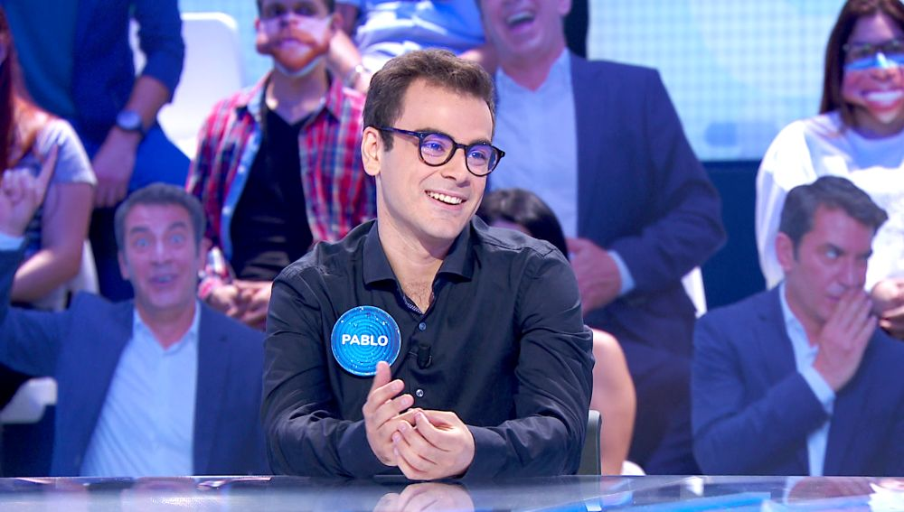 """Pablo cumple 47 programas en 'Pasapalabra': """"Es un día especial para mí"""""""