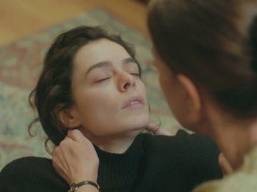 La debilidad de Bahar desata el lado más maternal de Hatice ante los ojos de Sirin