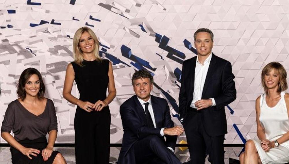 Arranca la nueva temporada de Antena 3 Noticias