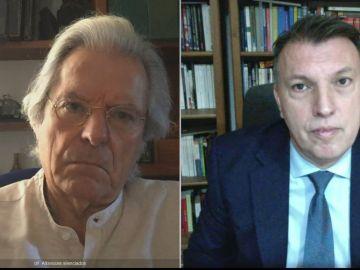 ¿La ley protege a los okupas?, cara a cara entre Javier Nart, abogado, y Joaquim Bosh, juez