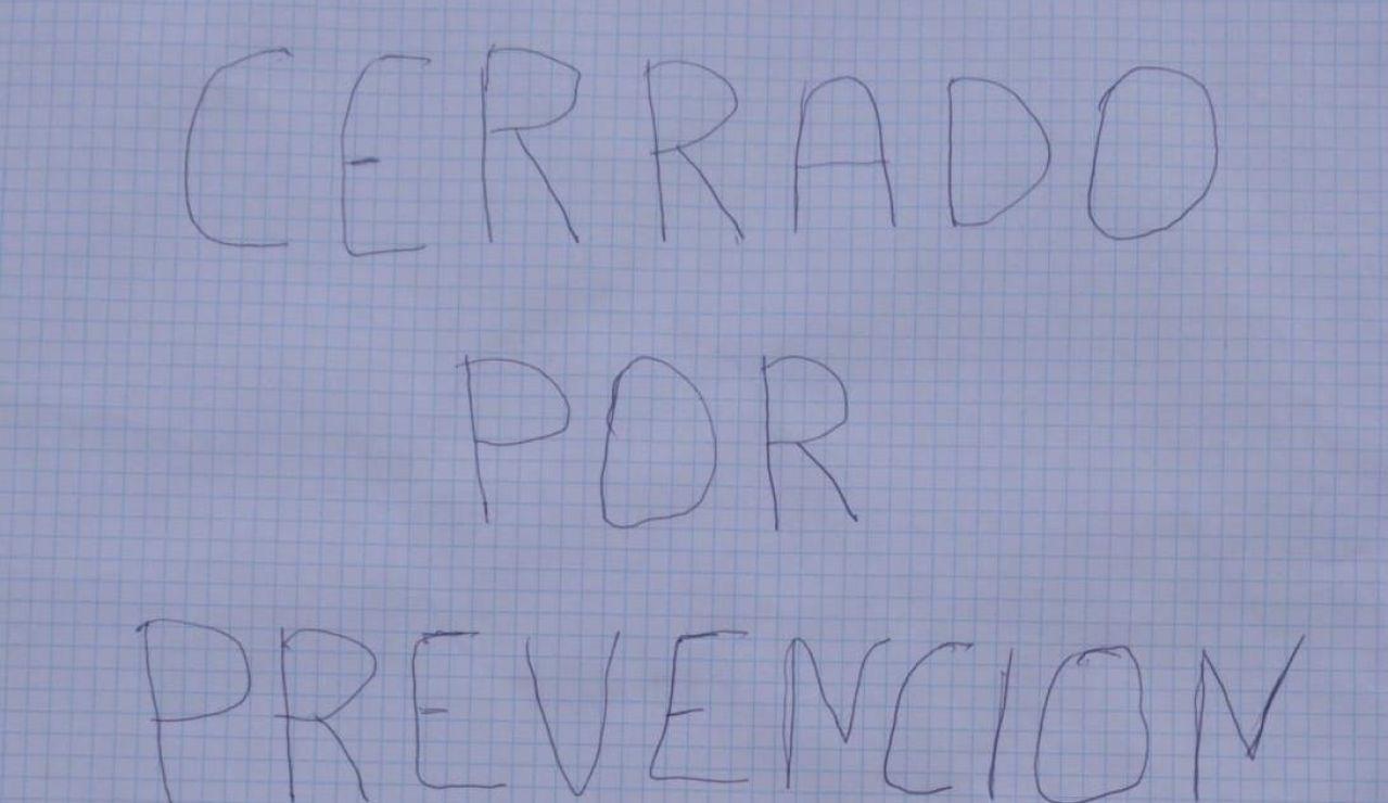 Confinamiento por coronavirus en Lumbrales, Salamanca