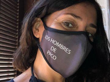 """El emocionante primer día de rodaje de Neus Sanz al volver a ser Rita: """"Eternos 'Pacos' siempre"""""""